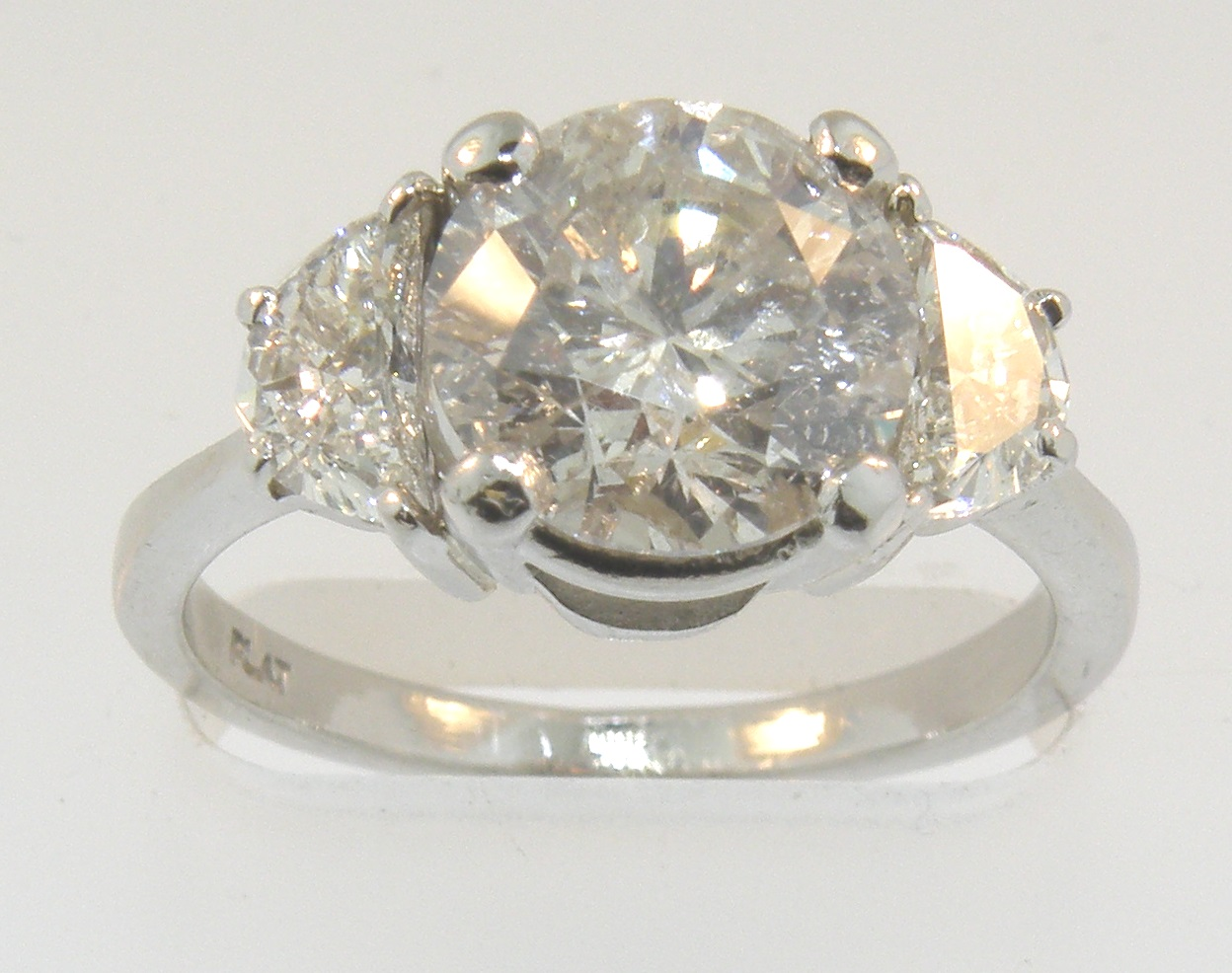 2.63 Carat Diamond Ring